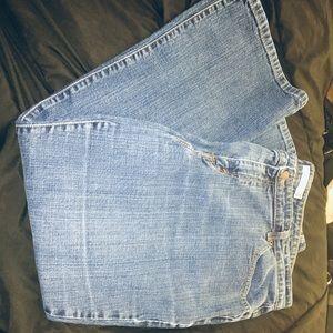 Levi 580 Jeans size 22w short